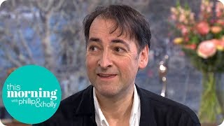 Alistair McGowan on Combining Impressions With Piano | This Morning
