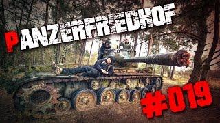 #019 Panzerfriedhof im Wald - Tank Graveyard Lostplace - Urban Exploring (Deutschland/Germany)