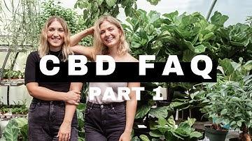 CBD FAQ PART 1 | RESTART CBD