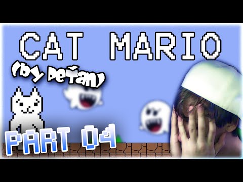 "CAT MARIO - ""Kulki.CO?"" (by PeŤan) |PART 04|"