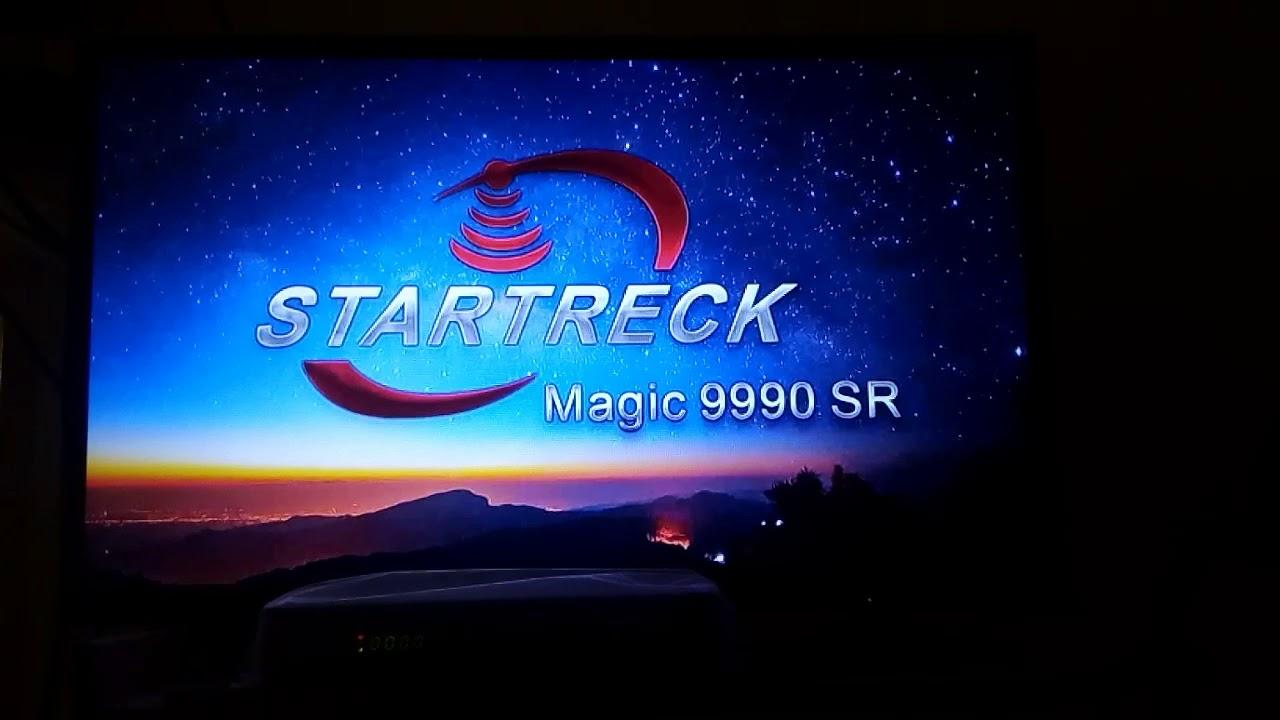 Startreck Magic 9990 setting from start part 1 - Самые лучшие видео