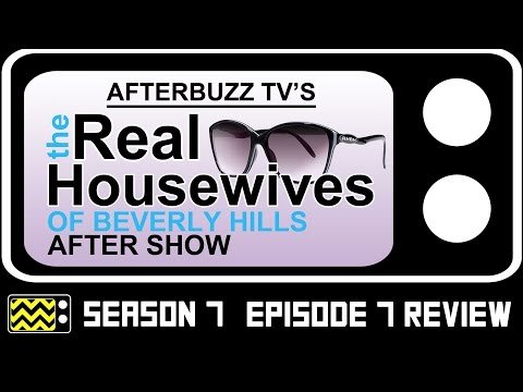 Real Housewives Of Beverly Hills Season 7 Episode 7 Review & After Show | AfterBuzz TV