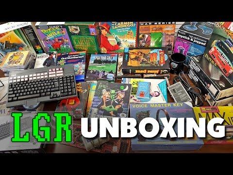LGR - Opening Yet More Stuff You Sent Me!