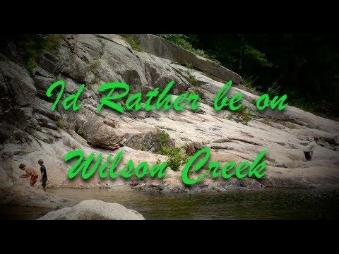 Wilson Creek - Pisgah National Forest, NC