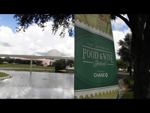 Epcot Food And Wine Festival 2012