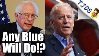 Bernie Admits He'll Vote For Biden In 2020!!