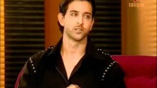 Ритик Рошан в Шоу Маниша Мальхотры (2005) - часть 2