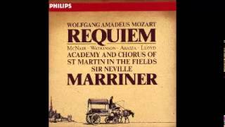mozart requiem neville marriner