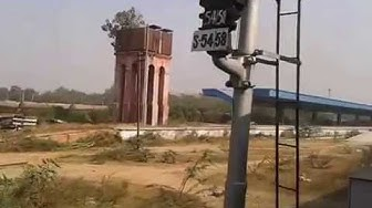 Delhi - Nagloi - Shakur Basti- Daya Basti-Kishanganj , New Delhi Train Journey