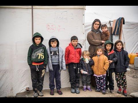 تقرير أممي: اختفاء 4 آلاف و271 امرأه من الأيزيديين  - نشر قبل 3 ساعة