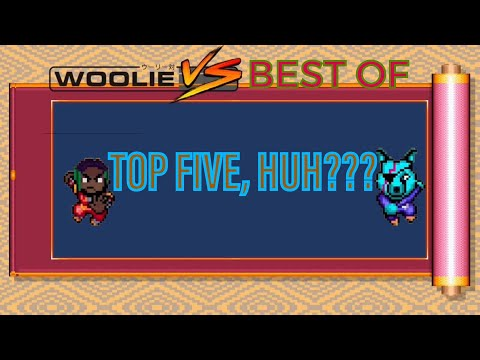 Best Of Woolie VS: Legend Of The Mystical Ninja