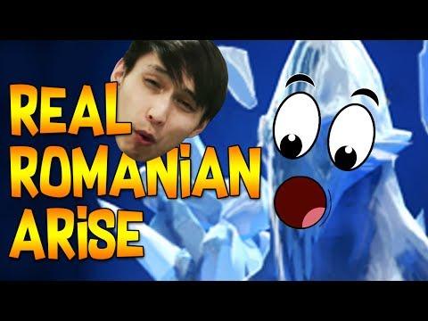 REAL ROMANIAN ARISE? ◄ SingSing Dota 2 Highlights