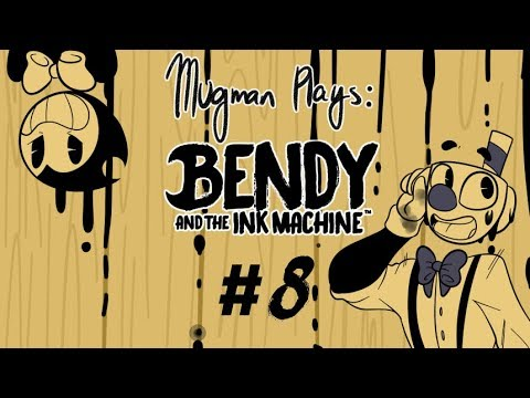 Norman's Fate - Mugman Plays Bendy and the Ink Machine - Part 8 [K.A.T.V.] (Inktober 3)