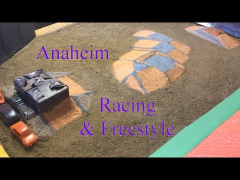 Anaheim 2017! Racing and Freestyle!