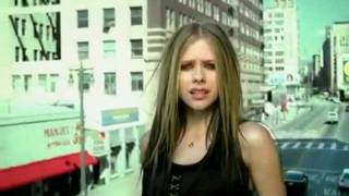 Avril Lavigne Stop Standing There Music Video HD