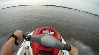 видео Описание водного скутера Yamaha VX 700S