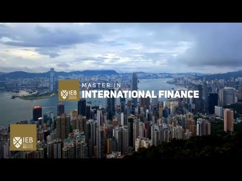 Master in International Finance IEB