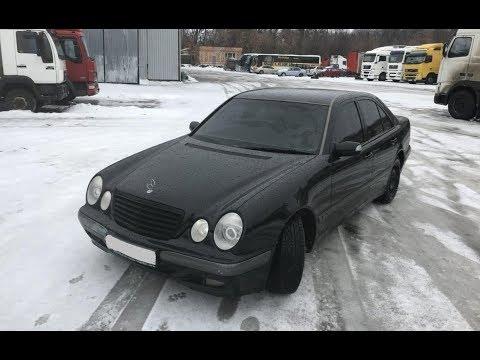 Mercedes W210   Расходы спустя год владения.