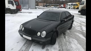 Mercedes W210 | Расходы спустя год владения.