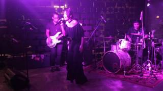 Video NADHIRA - Side To Side (Live Cover) download MP3, 3GP, MP4, WEBM, AVI, FLV Agustus 2017