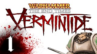 Warhammer Endtimes : Vermintide - Gameplay Introduction - Part 1