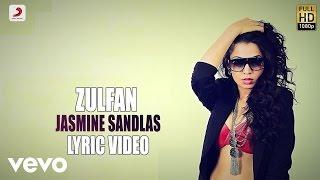 Jasmine Sandlas - Zulfan    Gulabi   Lyric Video