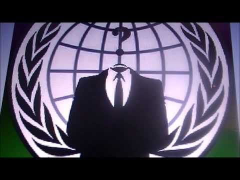 ANONYMOUS UK   A MESSAGE OF HOPE   YouTube