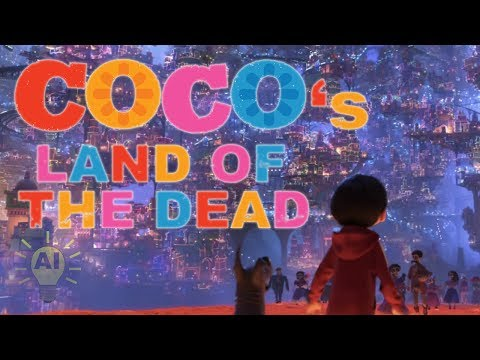 Coco's Theme Park Land Of The Dead
