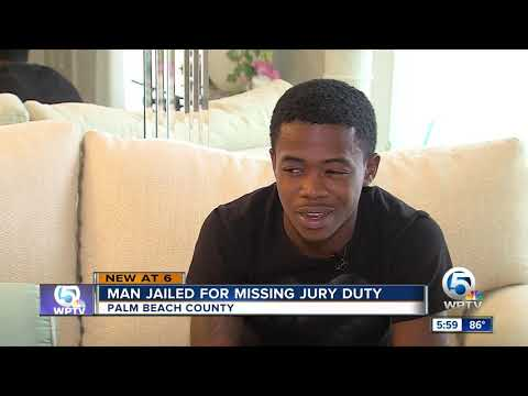 Shay Diddy - Man Sentenced To 10-Days In Jail After He Overslept For Jury Duty!