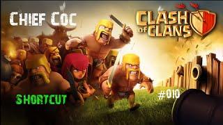 Clash of Clans - Shortcut - BOGIQUENN + X BOW