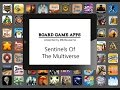 Board Game Apps in 2 Mins - Sentinels of the Multiverse