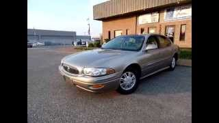 2002 Buick LeSabre For Sale *1 Owner*