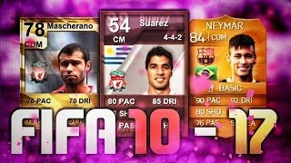 FIFA 10-17 BARCA RECORD BREAKERS, HOW THEY CHANGED IN FUT! #1 thumbnail