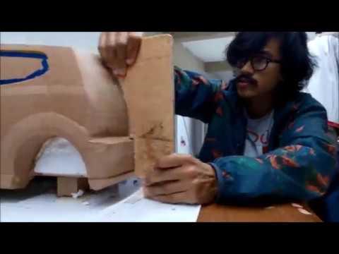 Clay Modeling bersama Pt.Astra Daihatsu Motor di Itenas
