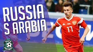 RUSSIA 5-0 SAUDI ARABIA LIVE Stream Match Chat 2018