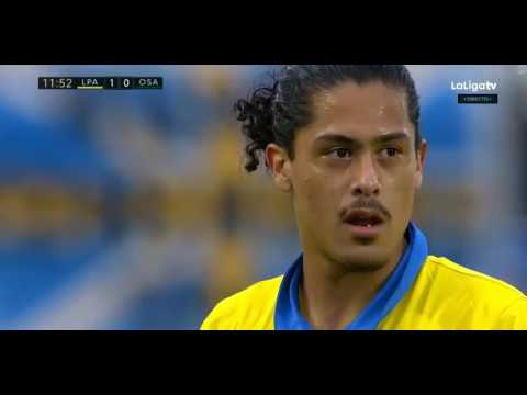 Mauricio Lemos ● UD Las Palmas ● Powerful Longshot Goals 2016-2017