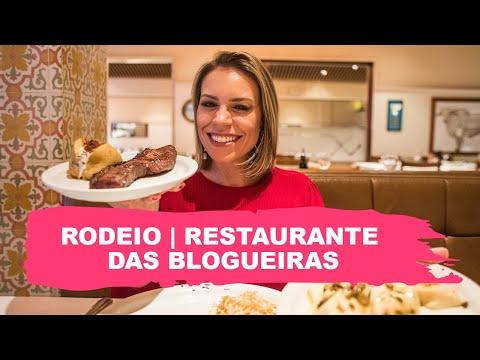 RODEIO FAMOSA CASA DE CARNE  VISITA A RESTAURANTES  Go Deb