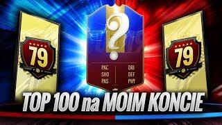 NAGRODY za TOP 79 w FUT CHAMPIONS na MOIM KONCIE! FIFA 19 Ultimate Team