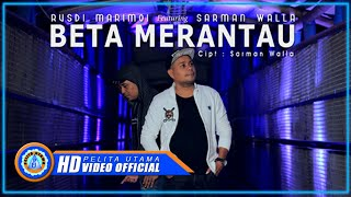 Rusdi Marimoi Ft. Sarman Walla - Beta Merantau | Lagu Ambon Terbaru 2020 ( Official Music Video )