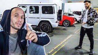 Flying Uwe reagiert auf Diese Autos kosten über 1.000.000€ von ApoRed!