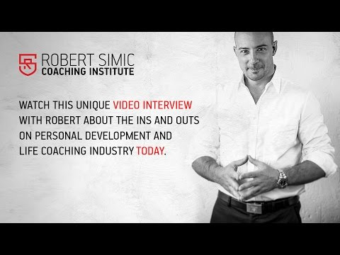 Life Coaching Webinar with Jason interviewing Robert Simic