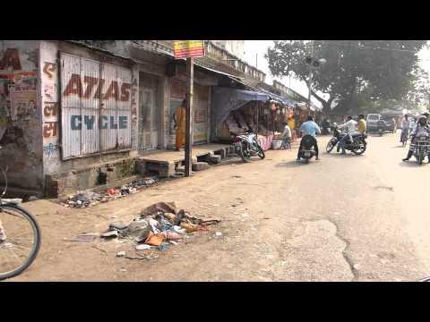 Inde 2013 : Auto-rickshaw à Ayodhya