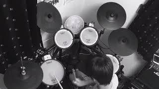 小5のドラム歴1年半PKロック大好き息子! 10-FEETの大ファン!!