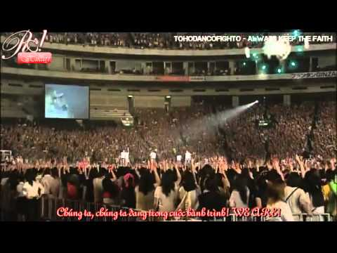 [Vietsub+Kara ][RO! Hikari Subteam] We Are -DBSK