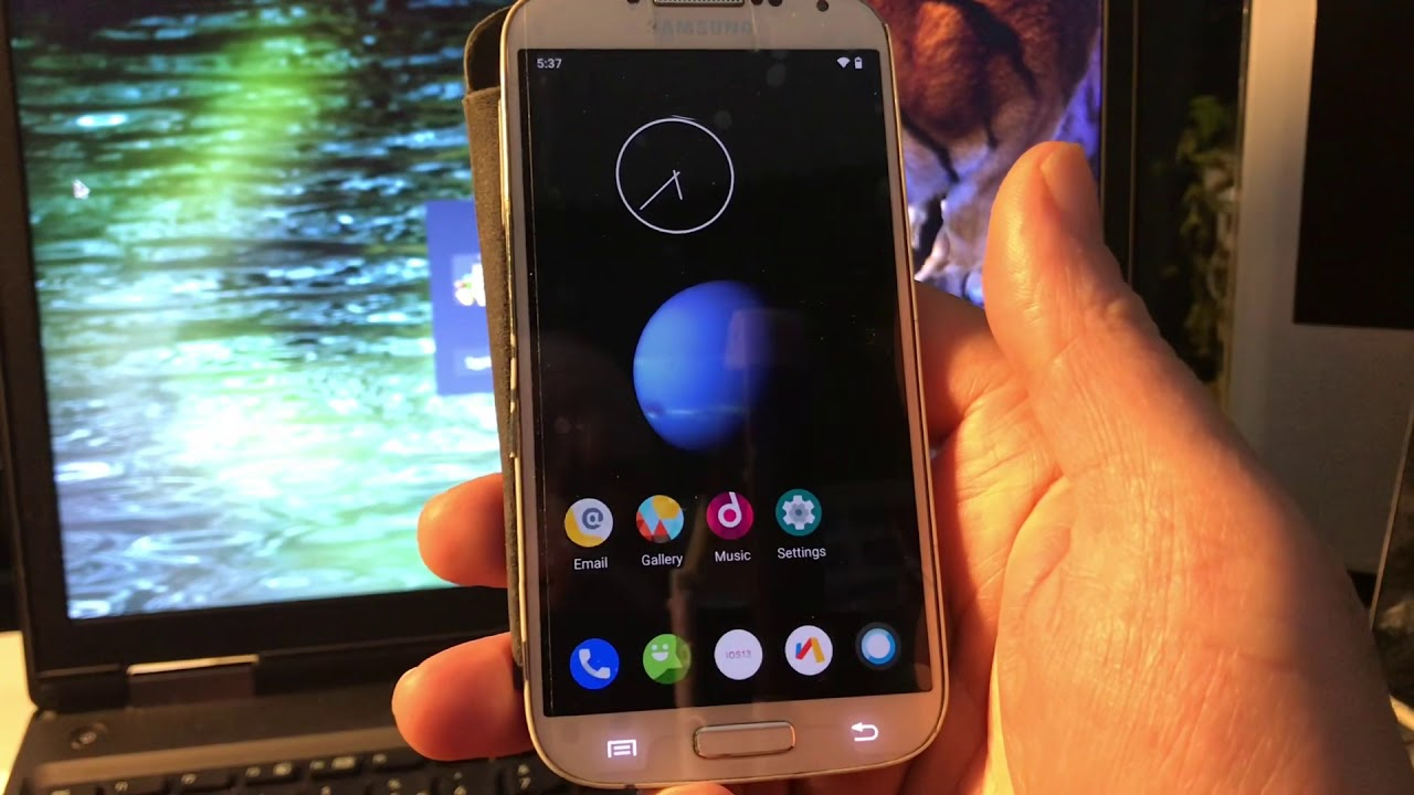 Lineage Os Galaxy S4