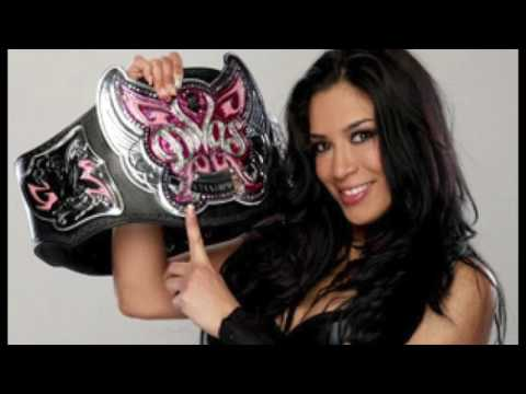 Melina WWE Theme for 15:00 Minutes