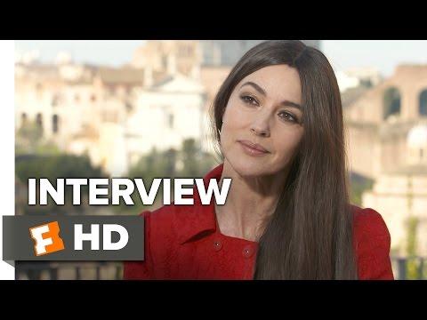 Spectre Interview - Monica Bellucci (2015) - James Bond Movie HD