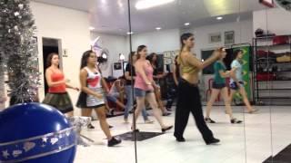 Romina Hidalgo - Técnica para Mulheres / Escola Luciana Costa