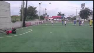 """Arqueros escuela de fútbol Wembley de Edison """"Guigo"""" Mafla - Desafió de Arqueros Elite Sport."""