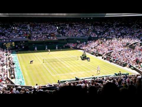 My Wimbledon 2017 - Johanna Konta VS Donna Vekic 01